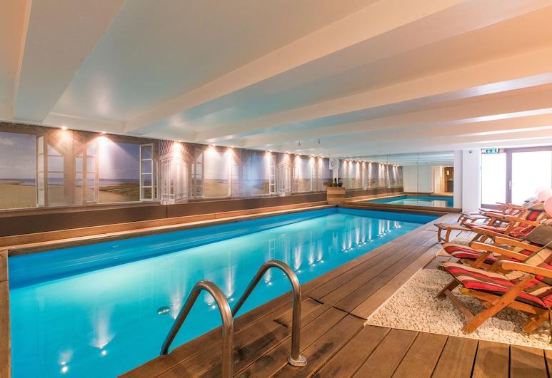 敘爾特島布勞姆謝酒店, Sylt, 室內泳池