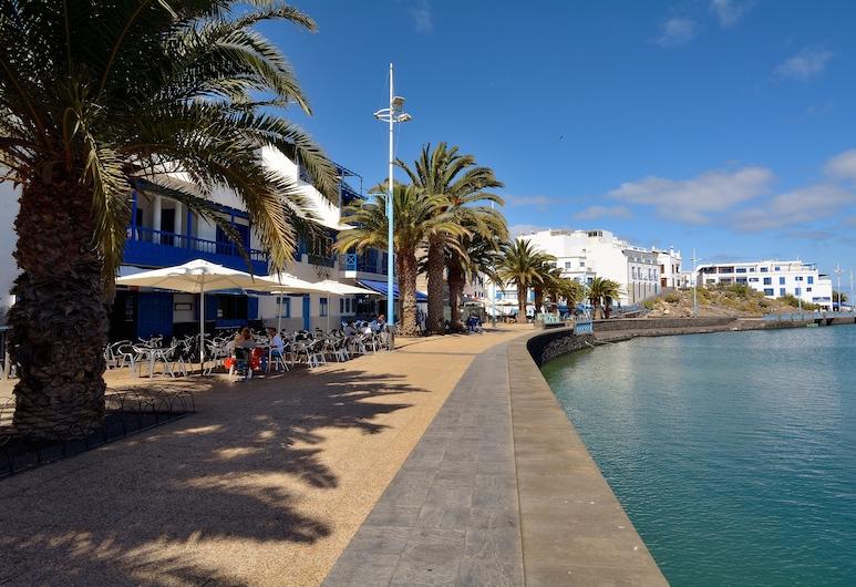 Apartamento Raspa, Arrecife, ด้านหน้าที่พัก