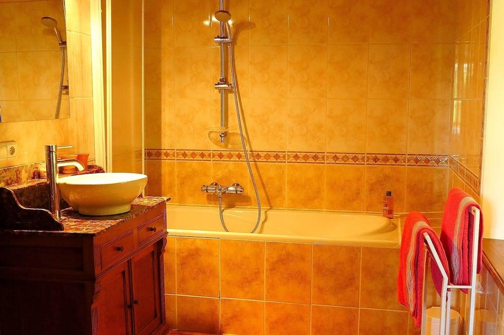 Chambre Double Confort (Hoopoe) - Salle de bain