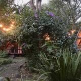 Pamatklases divvietīgs numurs, koplietojuma vannasistaba - Skats uz dārzu