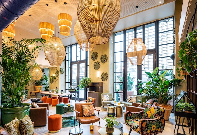 Hotel Indigo Brussels - City, Bryssel, Ravintola