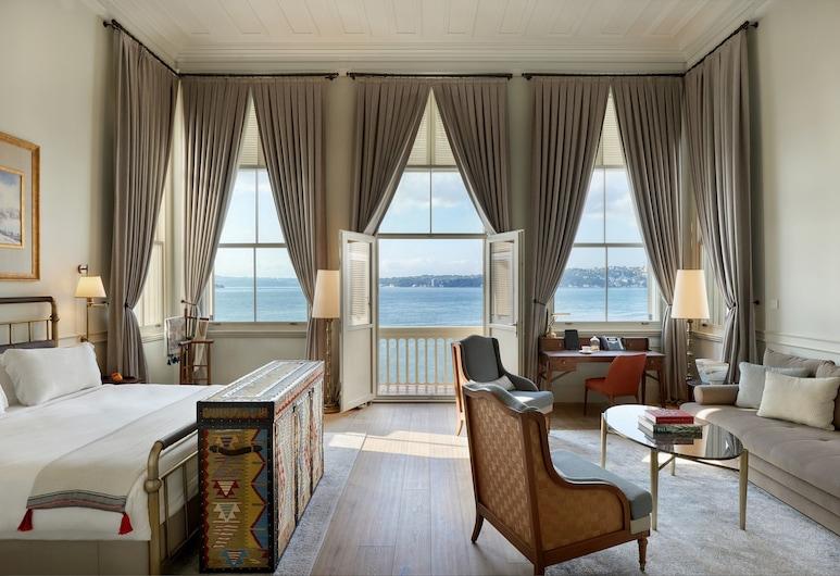 Six Senses Kocatas Mansions Istanbul, Sariyer, Bosphorus Junior Suite, Guest Room