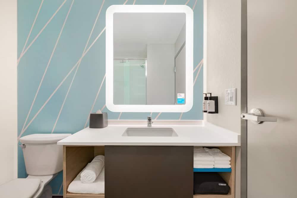 Δωμάτιο, 1 King Κρεβάτι, Πρόσβαση για Άτομα με Αναπηρία (Hearing) - Μπάνιο