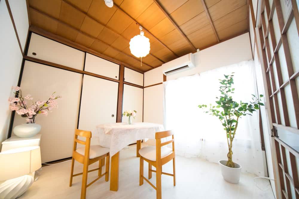 Talo (Awaji Holiday Inn Kariya) - Ruokailu omassa huoneessa