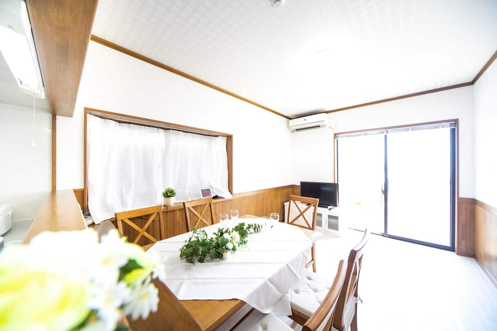 Awaji Seaside Resort in Iwaya 3000 - In-Room Dining