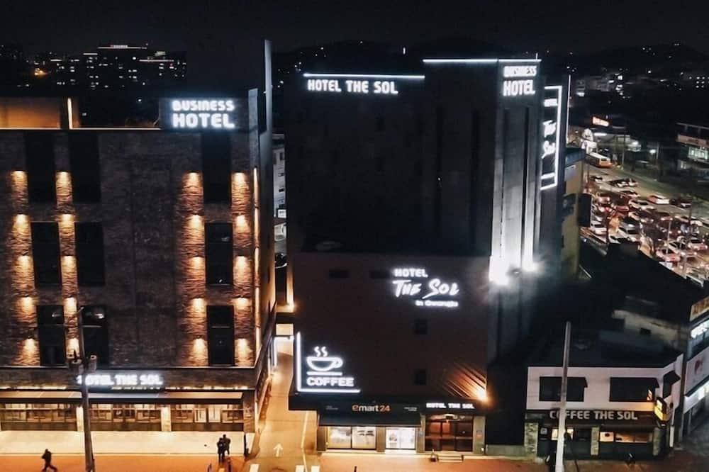 Gwangju Songjeong Hotel The Sol