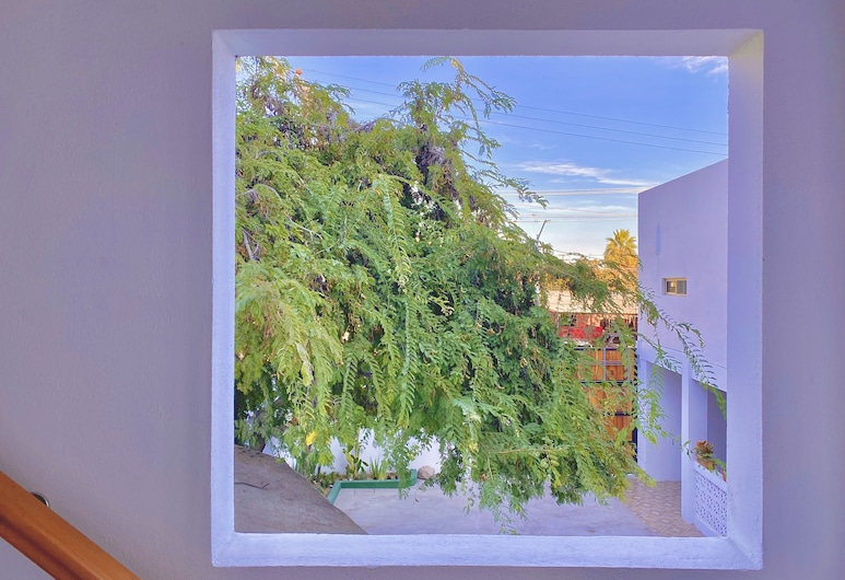 Palo Verde Hotel, Cabo San Lucas, Standard Apartment, 1 Katil Ratu (Queen), Kitchenette, Pemandangan Balkoni