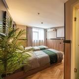 Habitación con 2 camas individuales (Light and shadow) - Baño