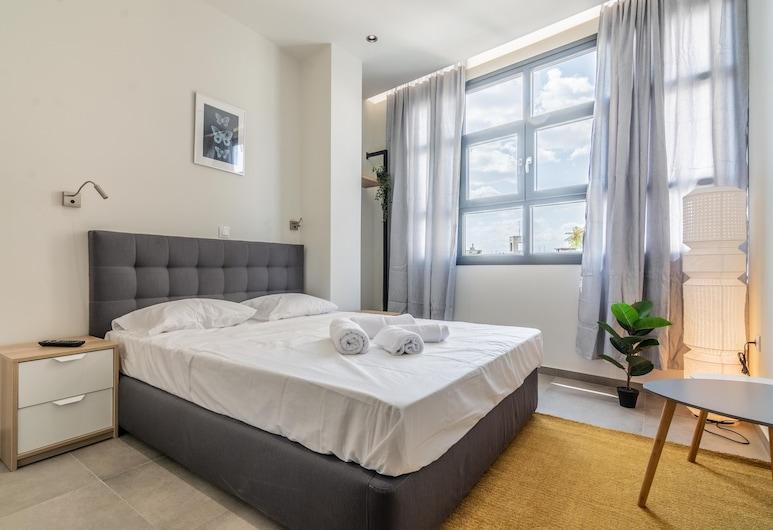 Plenty Apartments, Αθήνα, Διαμέρισμα, 1 Υπνοδωμάτιο (Borealis), Δωμάτιο επισκεπτών