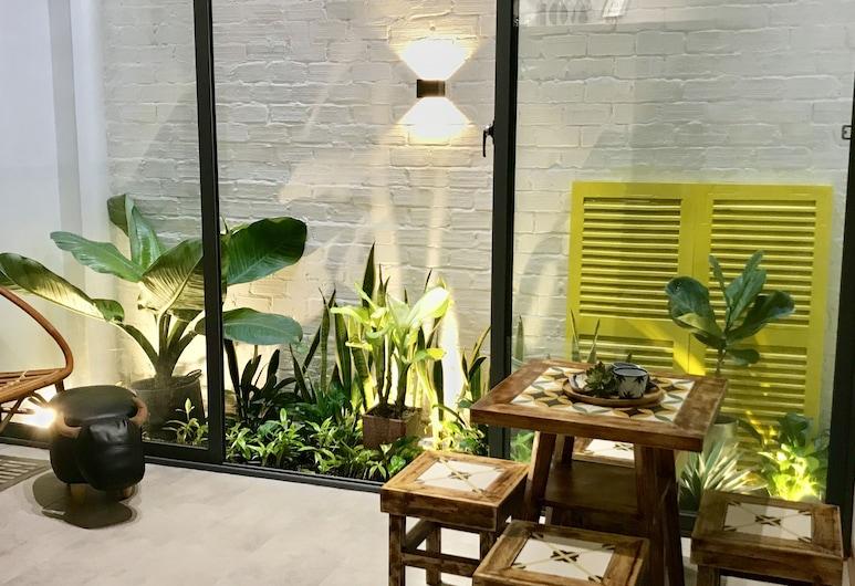 烏里之家飯店, 峴港, 公寓, 1 間臥室 (Triple), 客廳