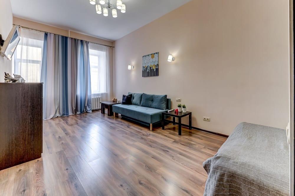Basic Apartment - Ruang Tamu