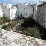 Double Room, Terrace - Garden View