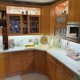 Habitación con 1 cama doble o 2 individuales - Cocina compartida