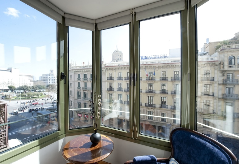 You Stylish City Center 6, Barcelona, Apartmán, 3 spálne, Výhľad z izby