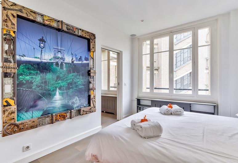 瑪黑現代明亮公寓酒店, 巴黎, 尊尚公寓, 客房