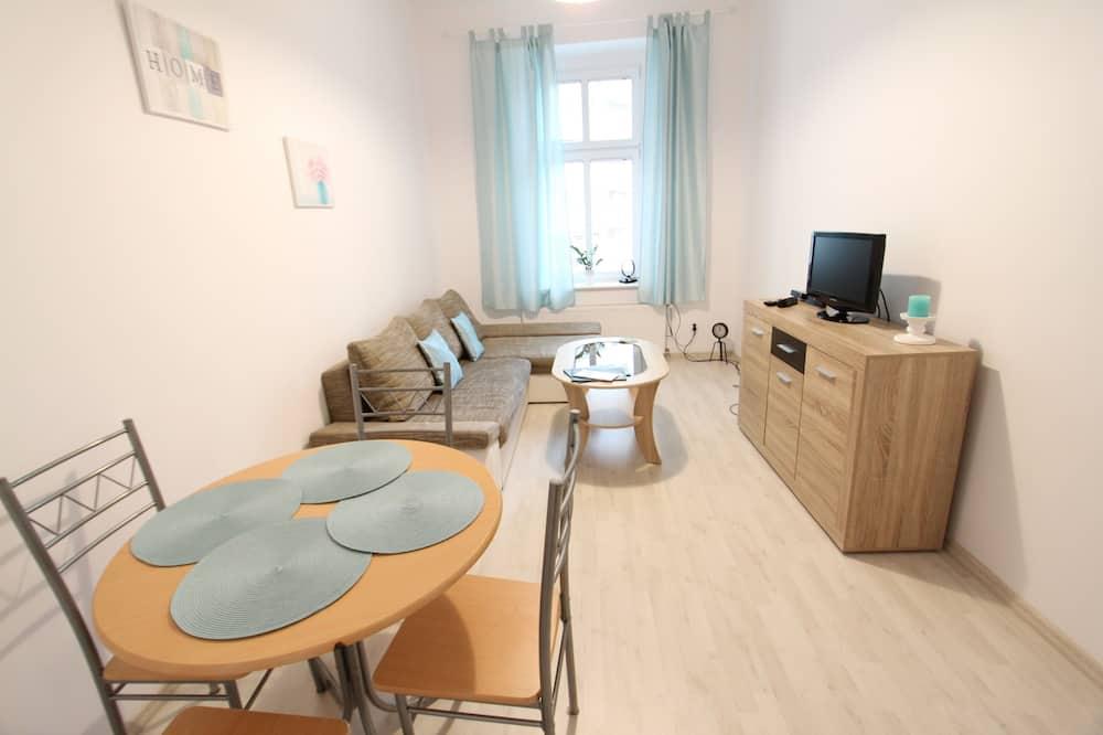 Klasisks dzīvokļnumurs - Dzīvojamā istaba