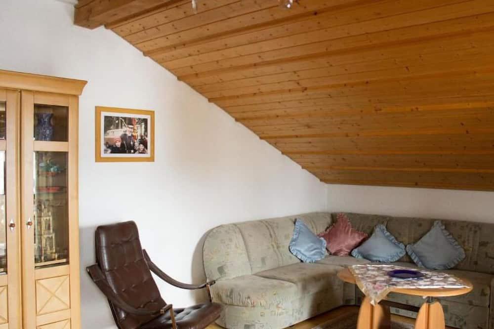 Obiteljski apartman (Kachelofen) - Dnevni boravak