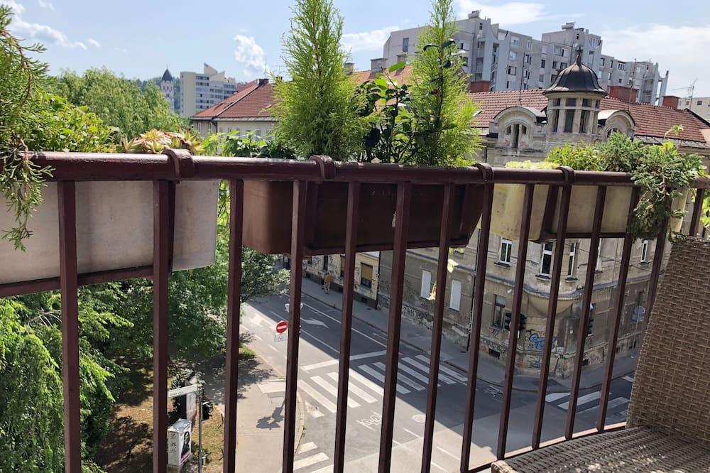 Business Apartment - Balcony