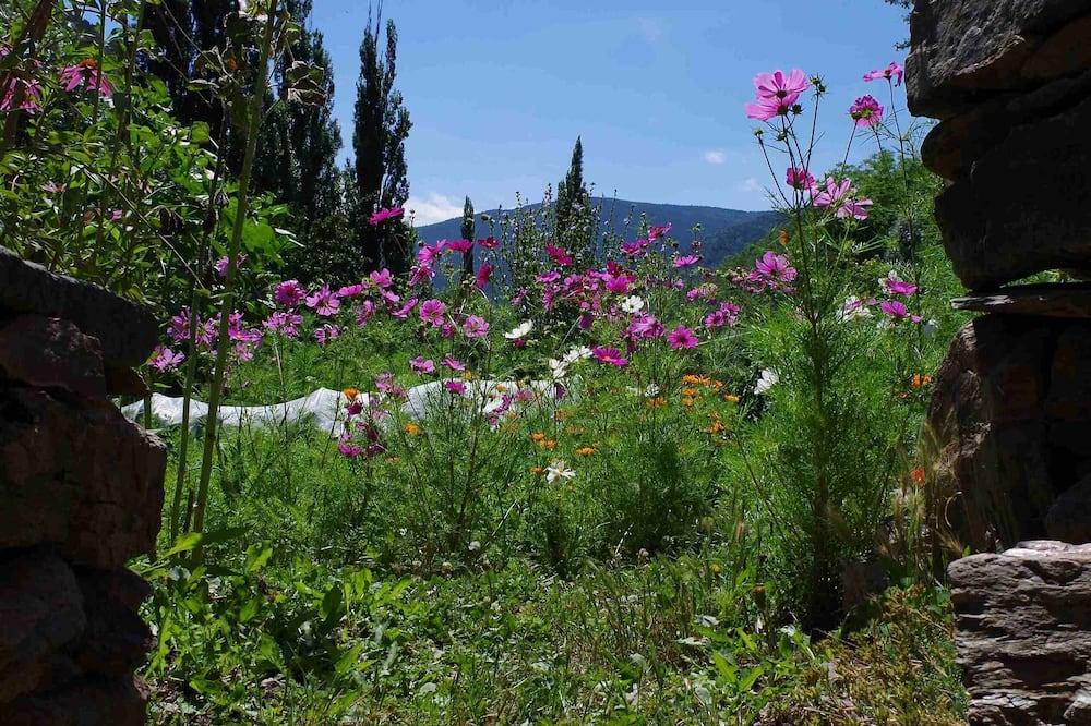 Double Room (Cimbels) - Garden View