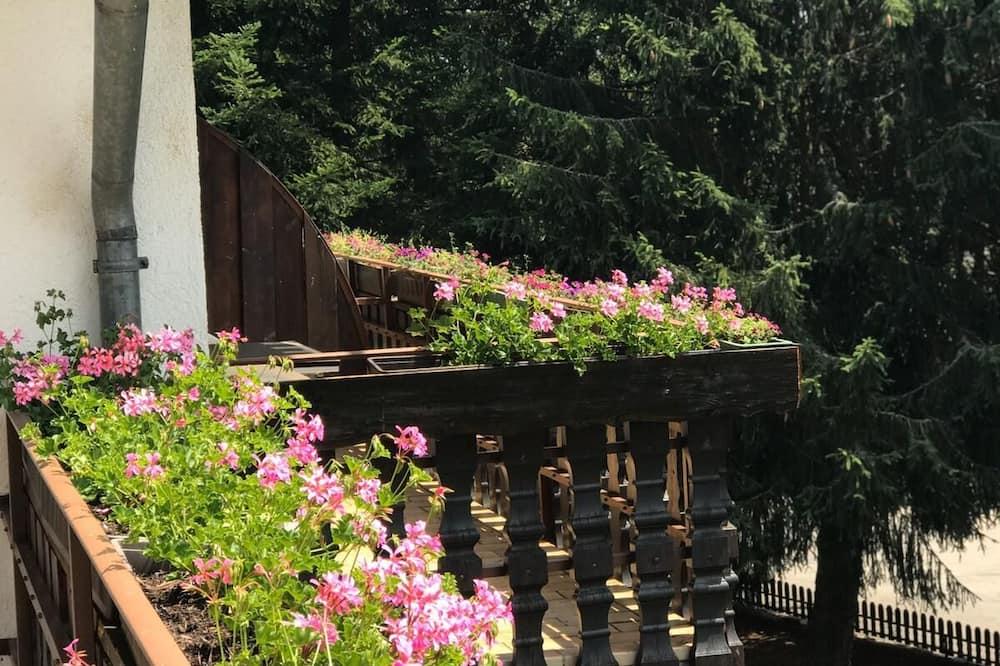 Doppelzimmer, Terrasse - Balkon