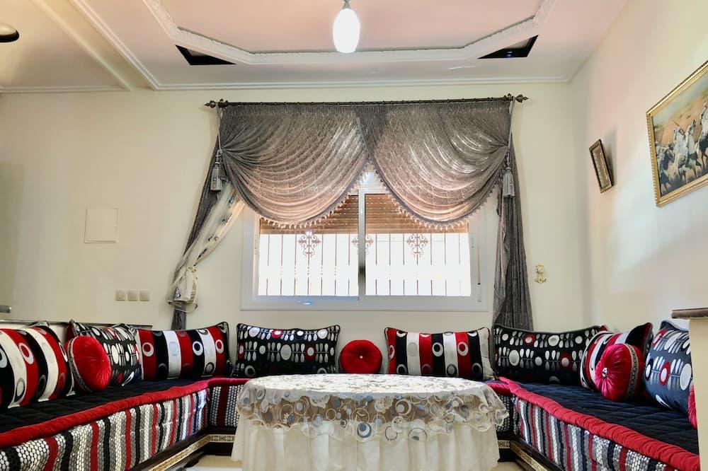 家庭公寓, 2 間臥室, 廚房, 地面層 - 客廳