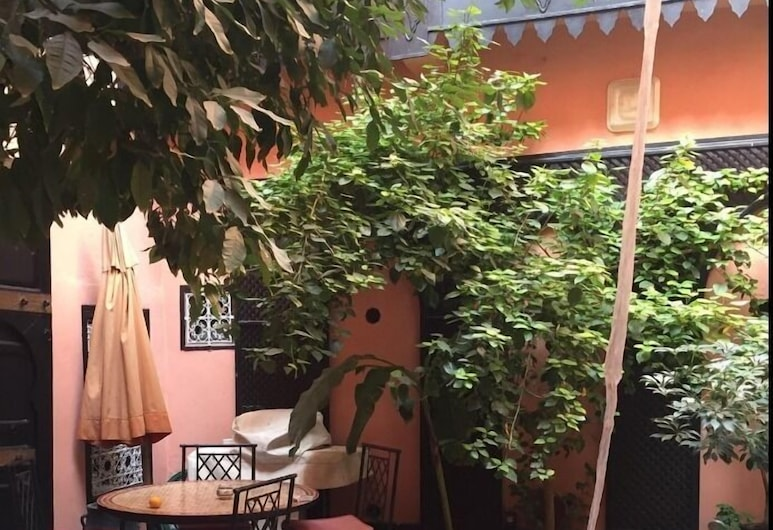 里亞德卡利亞尼酒店, 馬拉喀什