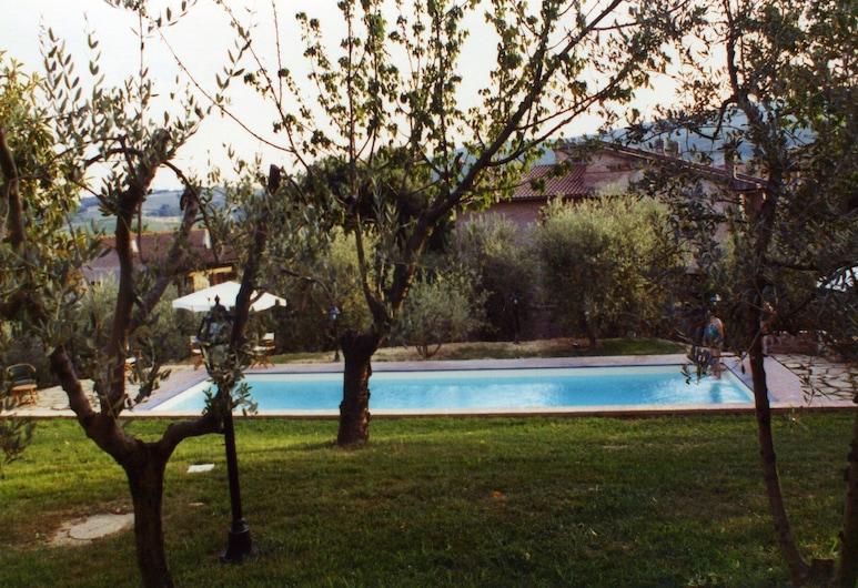 Villa Oliveta, San Gimignano