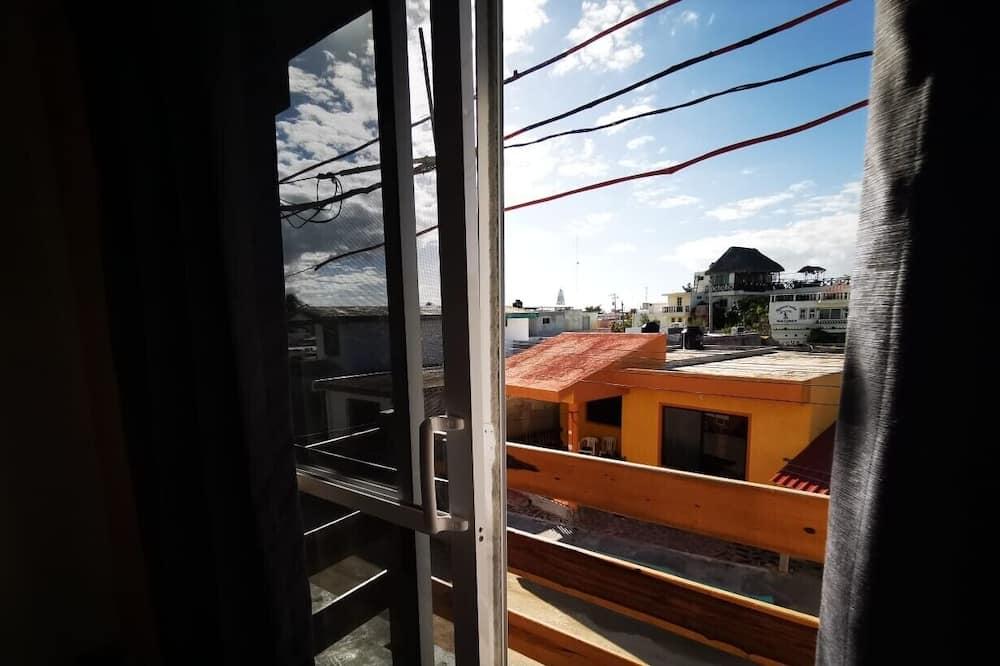 舒适客房, 1 张特大床, 阳台 - 阳台