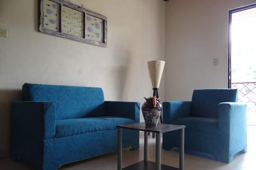 Comfort Double Room - 客廳