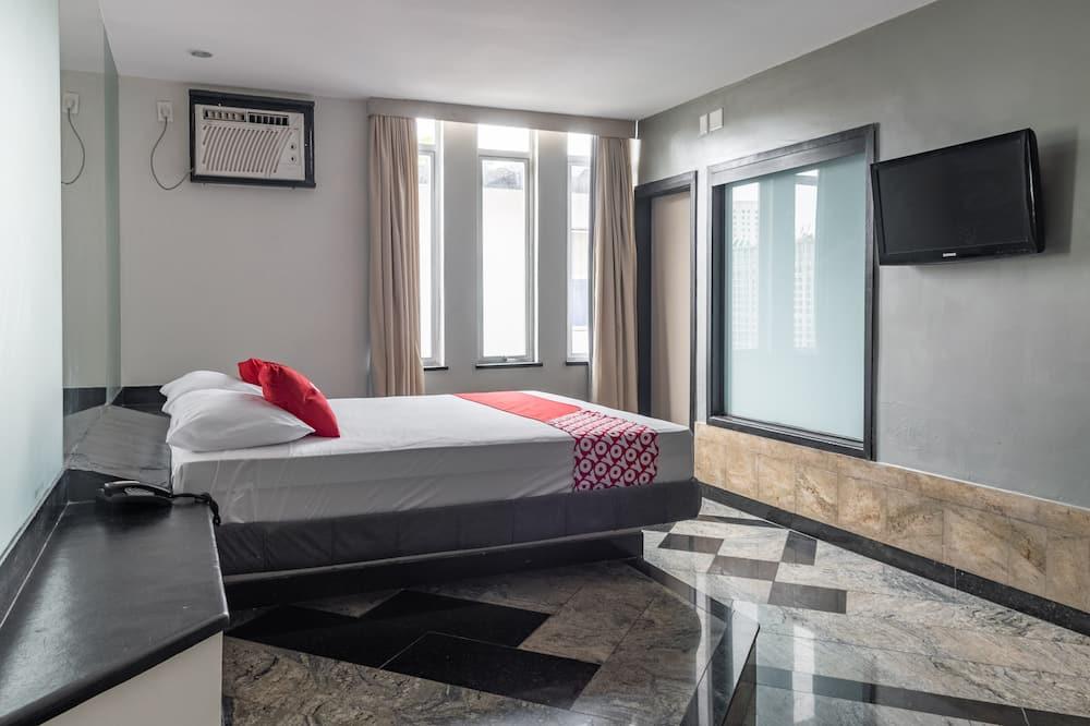 Čtyřlůžkový pokoj, 2 dvojlůžka (180 cm) - Pokoj