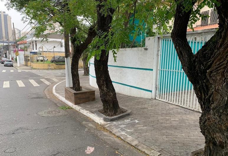 Hostel SP Brasil, San Paulas, Viešbučio fasadas