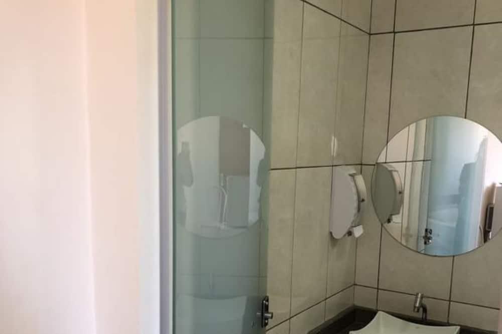 Doppel- oder Zweibettzimmer (Ar Condicionado) - Badezimmer