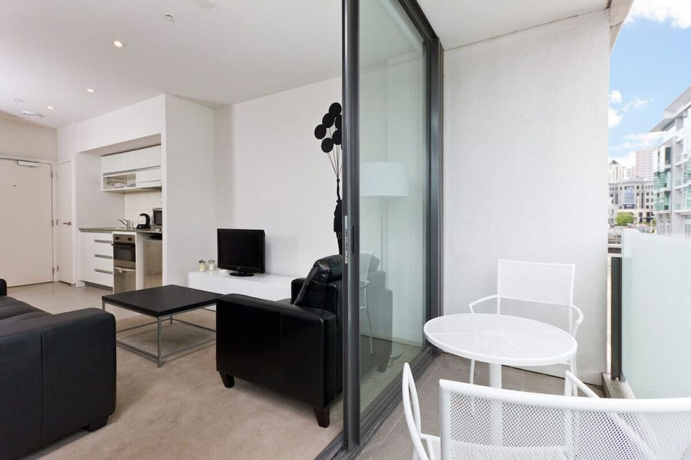 Basic apartman - Dnevna soba