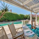 独立别墅, 多张床 (Lilac - Elegant Home w Outdoor Games ) - 游泳池