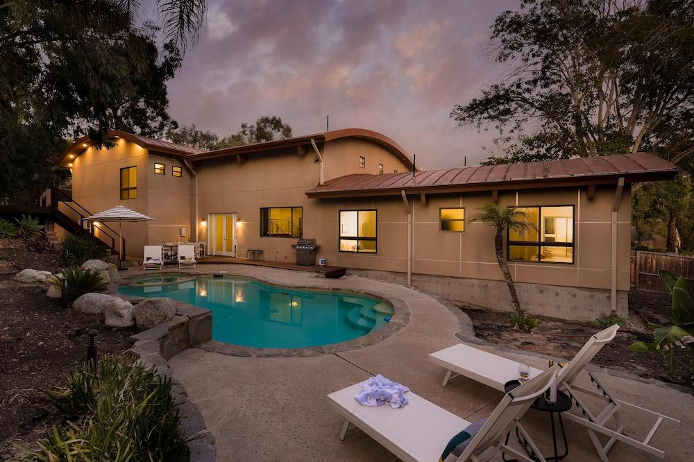 Σπίτι, Περισσότερα από 1 Κρεβάτια (Moreno - Modern Home in Oceanside w H) - Πισίνα