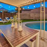 Huis, Meerdere bedden (Palm Lane - El Dorado) - Zwembad