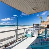 Ferienhaus, Mehrere Betten (Belmont - Mission Beach Home w Ocean ) - Balkon