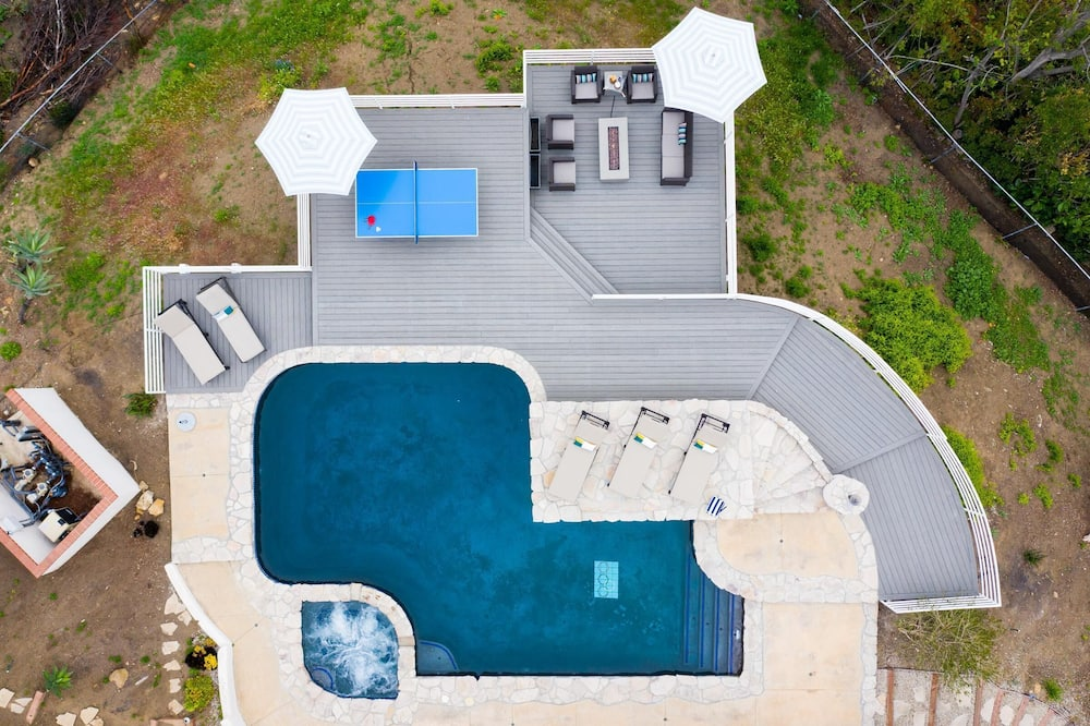 Dom, viacero postelí (Vista De Los Ondas - Sea Star) - Bazén