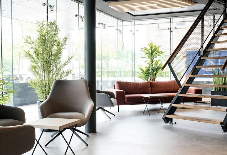 Executive Residency by Best Western Amsterdam Airport, Hoofddorp, Lobby