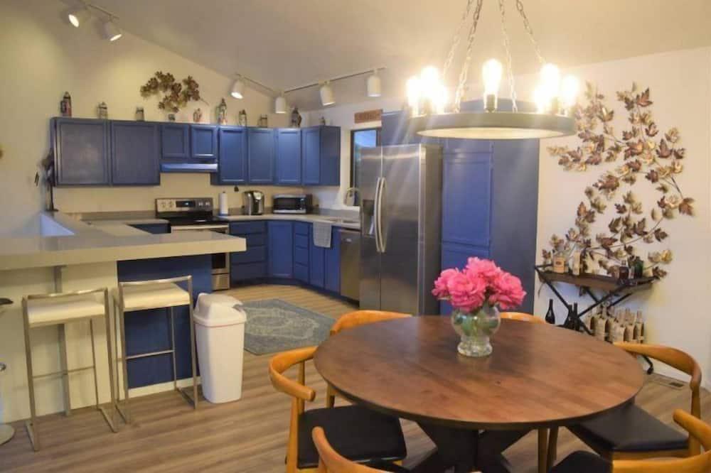 Dom - Prywatna kuchnia
