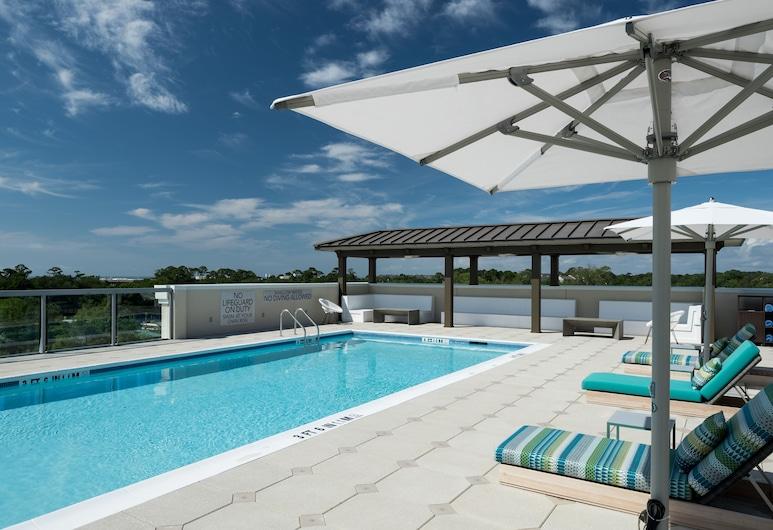 Courtyard by Marriott Hilton Head Island, Hilton Head Island, Rooftop Pool