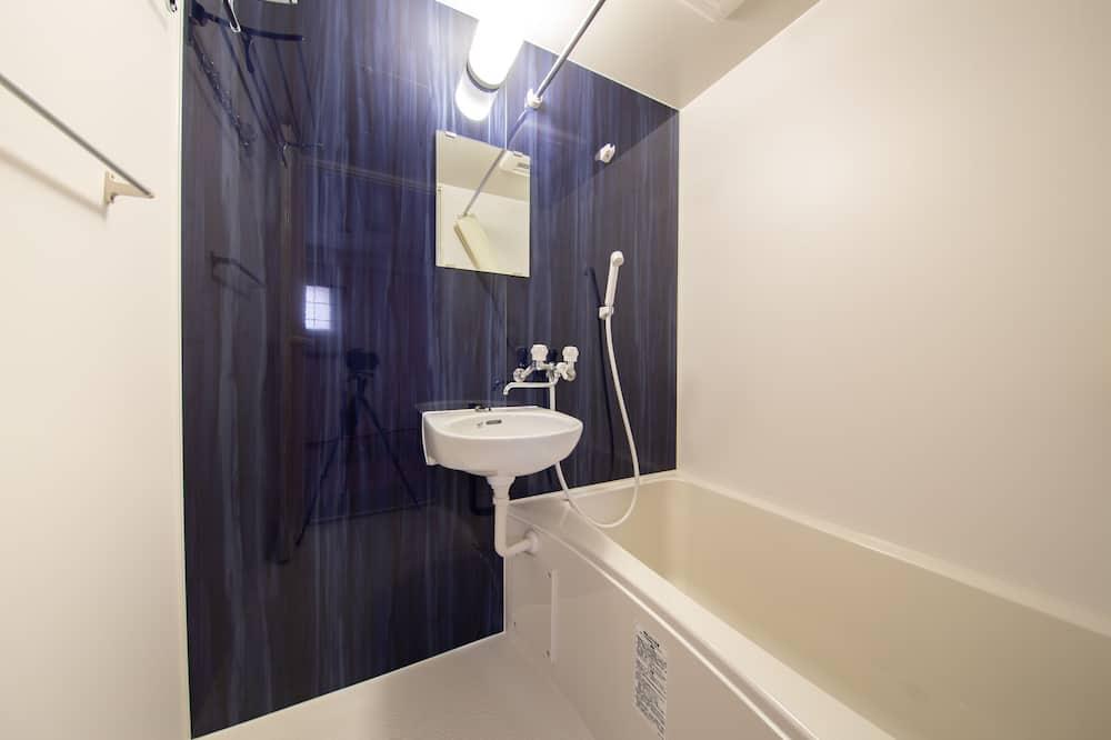 Appartement, balcon - Salle de bain