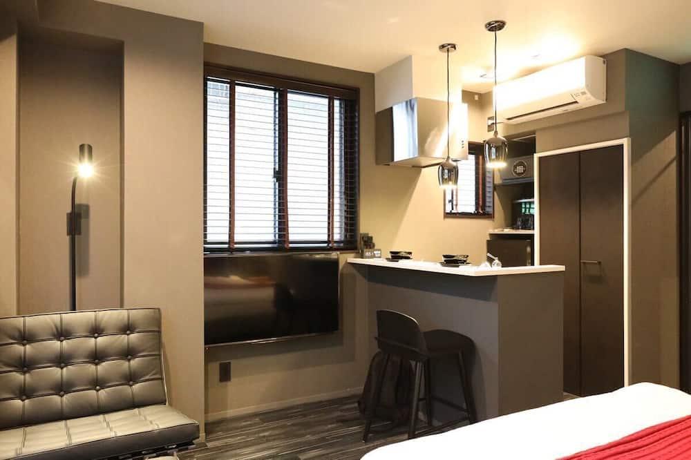Standard-Doppelzimmer (1) - Wohnbereich