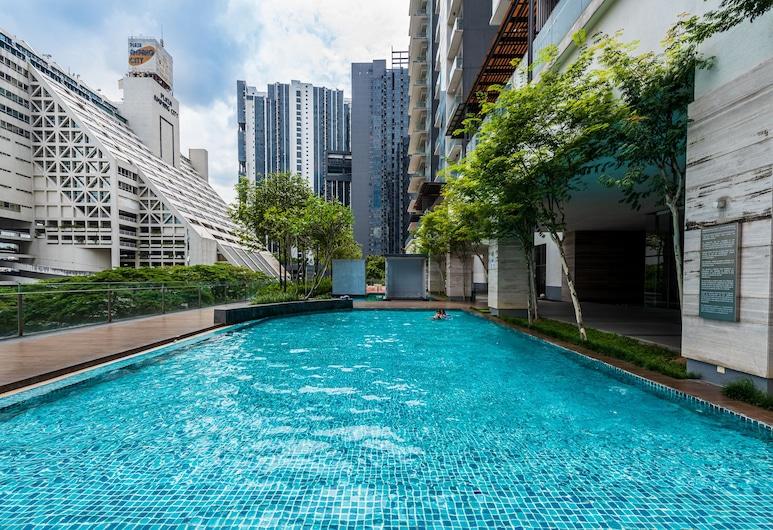 元素酒店, 吉隆坡, 外觀