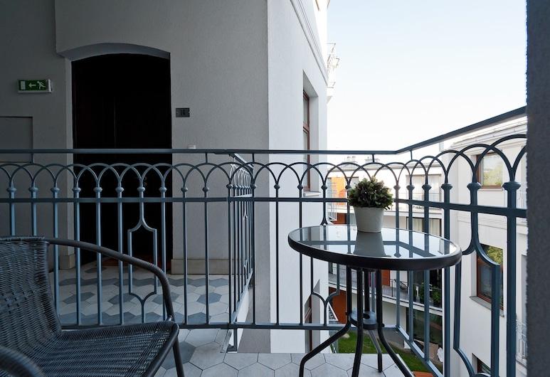 Piedmont Studio by Loft Affair, Kraków, Apartament typu Comfort, 1 sypialnia, Balkon