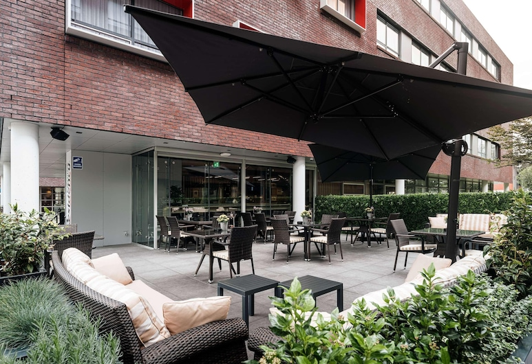 Executive Residency by Best W. Amsterdam Airport, Hoofddorp, Terras