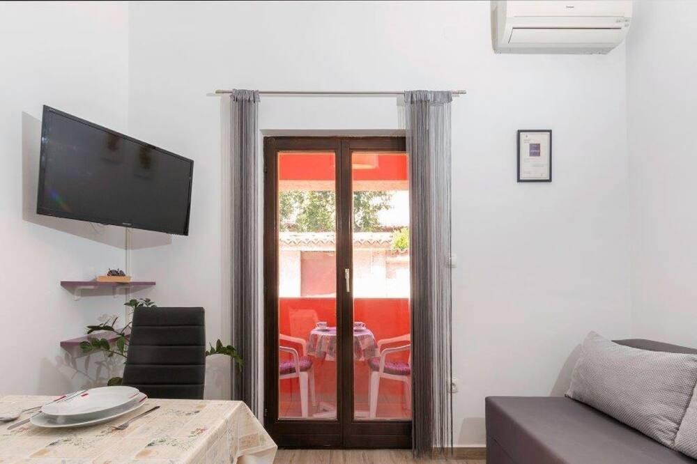 Apartment (A2+1 N2) - Wohnbereich