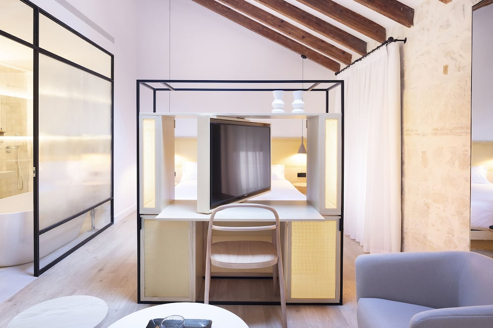 Junior Suite Mediterraneanan - Living Room