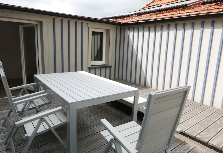 Casa Meloni, Bad Sachsa, Duplex, Terrace/Patio