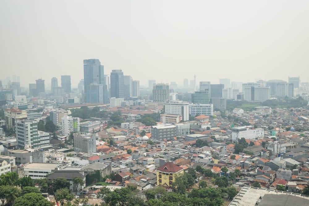 Camera - Vista città